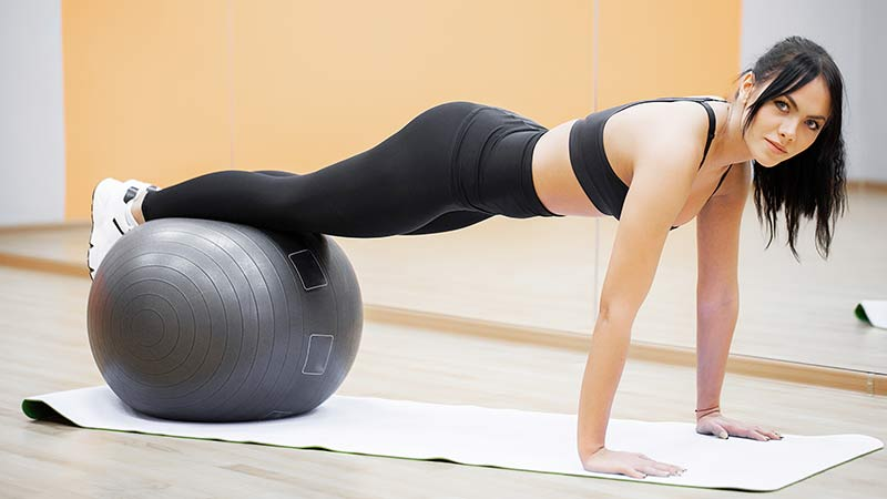 How to do the plank abdominal